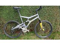 "Marin East Peak Full Suspension Mountain Bike - 19"" Frame - Hydraulic Disk Brakes"