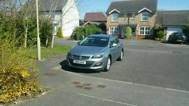 Vauxhall Astra 1.6, full Vauxhall history and low mileage.