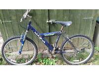 Bike for sale in need of repair