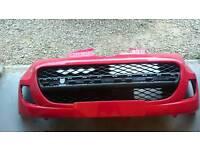 Peugeot 107 front bumper