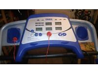 york inspiration treadmill 51053, used, only 20pounds