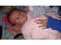 Ashton drake reborn doll