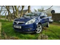 Vauxhal corsa 1.3 Diesel. 30 road tax