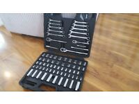 Sealey Socket and Wrench Set Bargain !!!!!!