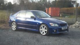 Toyota Altezza RS200 Z Edition not lexus is200