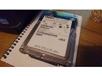 """Maxtor 8K036J0 36GB 15K 3.5"""" SCSI Ultra 320 68-Pin Hard Disk Drive Atlas 15K II"""