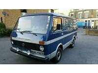VW LT 31 LEFT-HAND DRIVE CLASSIC VAN CLEAN AND TIDY LOW MILEAGE