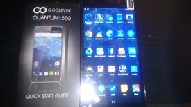 goclever quantum 2 550 brand new boxed