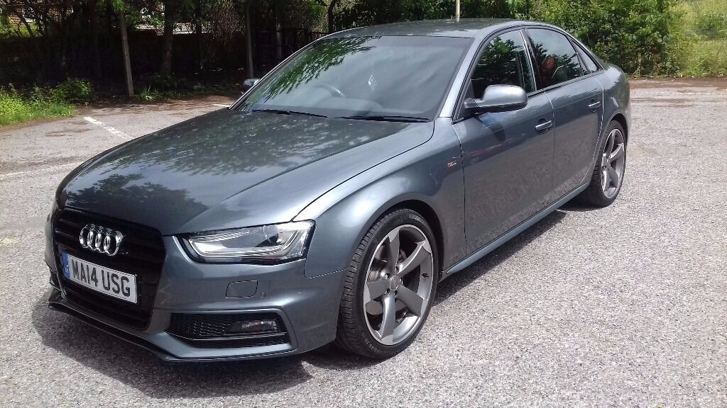 2014 Audi A4 S Line Black Edition 170 Bhp In Greenford