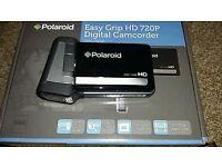New Polaroid Camcorder