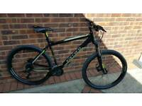 Carrera Vulcan 650b mountain bike