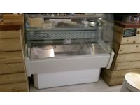 Serve over display fridge for sale £350 ono -ideal for Cafe/Deli/ Butchers - excellent condition