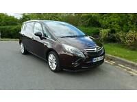 Vauxhall Zafira Tourer Elite Automatic with Towbar