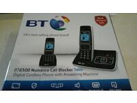 BT6500 Nuisance Call Blocker Twin Excellent Condition