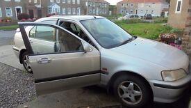 2001 Honda Civic 1.4i Sport
