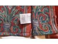 Marks & Spencer Long heavy lined Curtains 245cm drop / 180cm width