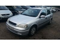 Vauxhall Astra 1.4 i 16v LS 5dr, LONG MOT, GOOD CONDITION, P/X TO CLEAR
