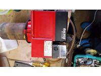 Bentone 40 ST108 15/20 STERLING 108 OIL BURNER fits Worcester Bosch and HRM Boilers