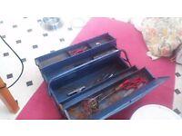 Talco vintage toolbox