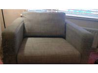 Ikea Karlstad Large Armchair