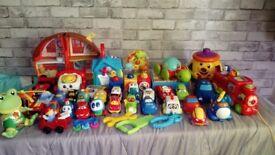 Bundle toys for boys