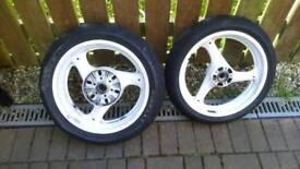 GSXR slingshot wheels