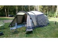 Kampa Bamburgh 6 Tent