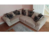 Corner Sofa (3 years old) For Sale
