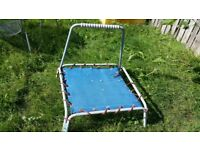 KIDS TRAMPOLINE for a toddler