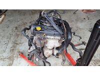 Vauxhall Corsa C 1.7di Diesel Engine