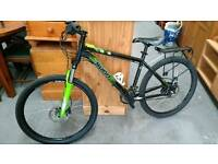 Sunn travis mens mountain bike good spec