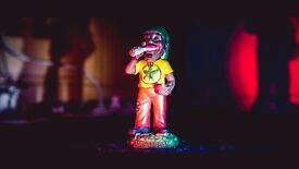 Rasta Man statuette