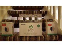 Netgear arlo wire HD security camera