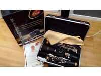 Odyssey OCL120 Debut B Flat Clarinet Outfit