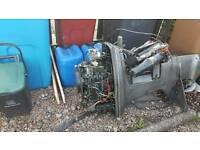 For sale FORCE 70HP OUTBOARD spares or repairs