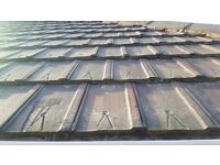 Reclaimed Roof Tiles, hundreds Available Ready to collect