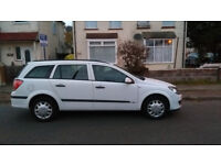2006 Vauxhall Astra Cdti Diesel Estate Two Former Keepers