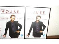 House - Box Set Season Eight 6 Discs