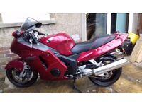 Honda Blackbird 1996