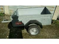 Car trailer in good condition