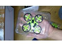 Mini drone (green) no camera