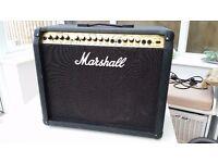 MARSHALL VALVE STATE AMPLIFIER 80V MODEL 8080