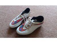 Children's football boots size 2