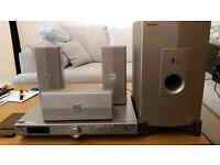 Sharpe surround sound system