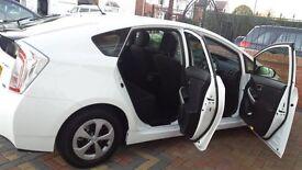 Zero Owner, 4 Year Toyota Prius genuine guarantee. Zero Owner
