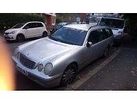 MERCEDES DIESEL 320 CDI ELEGANCE AUTO - estate - GOOD CONDITION MECHANICALLY - AND THROUGHOUT