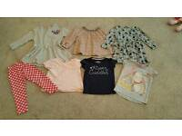 18-24 months girls clothes bundle