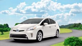 PCO CAR HIRE RENT TOYOTA PRIUS £110 PER WEEK READY FOR UBER,PCO CAR