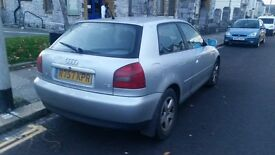 AUDI 1.6 FOR SALE £495 ONO. GOOD RELIABLE WORK HORSE. AVERAGE CONDITON