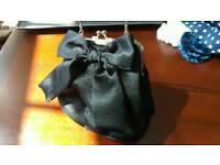 Pretty, elegant small handbag